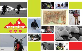 4 Skiers - PTTTeam